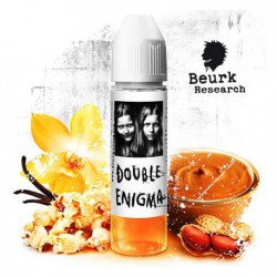 Double Enigma 0mg 40ml - Beurk Research