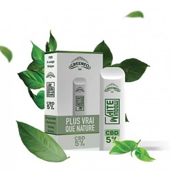 Kit Pod White Window CBD 5% 1.8ML - Greeneo
